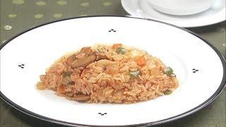 キユーピー3分クッキング本格派の洋食、作りやすさも自慢の「チキンライス」