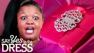 Bride Orders $55 Wedding Invitations Without Telling Groom! | Say Yes To The Dress: The Big Day