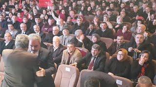 AK Parti Karabük Belediye Başkan Adaylarını Tanıtım Töreni