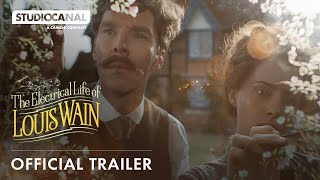 Benedict Cumberbatch and Claire Foy star in THE ELECTRICAL LIFE OF LOUIS WAIN | Official Trailer
