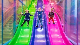 Indoor Playground Fun for Kids and Family at Bill & Bull's Lekland