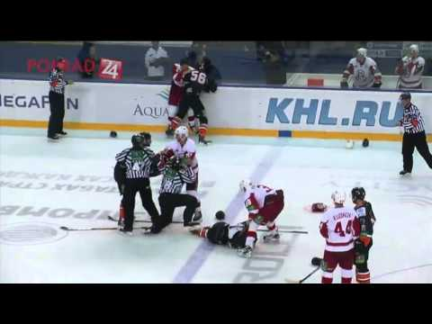 Rastislav Spirko vs. Alexander Fedoseyev