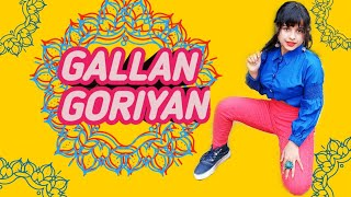 Gallan Goriyan Full Song Dance Gallan Goodiyan | Avinanda Biswas