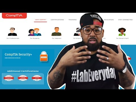 CompTIA Security+ Everything You Need to Know - YouTube