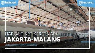 Mudik Diperbolehkan sebelum 6 Mei, Berikut Ini Harga Tiket Kereta Api Jakarta-Malang