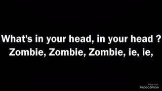 Bad Wolves Zombie Lyrics