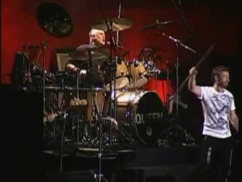 Queen+Paul Rodgers - We Will Rock You (Live In Chile 2008)