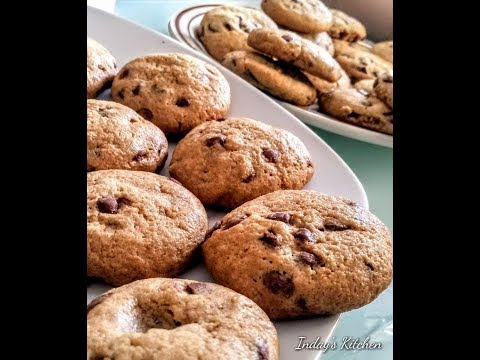Inday's Chocolate Chip Cookies