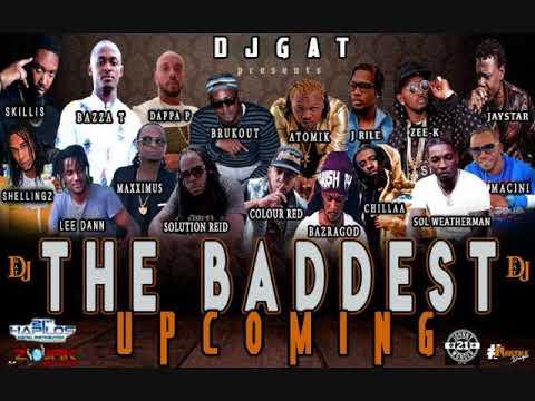DANCEHALL MIX 2019 DJ GAT PRESENTS THE BADDEST UPCOMING DANCEHALL DJ FT BAZRAGOD/JAYSTAR/BRUKOUT/