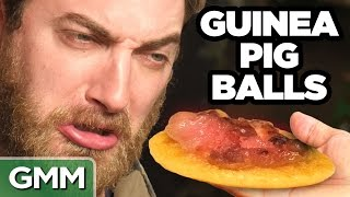 Will It Pancake? Taste Test