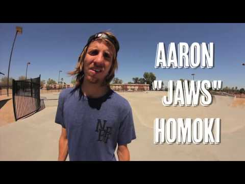 In The Parks With Neff | Aaron Jaws Homoki
