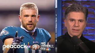 Zach Ertz was a 'luxury' that Eagles could no longer afford | Pro Football Talk | NBC Sports