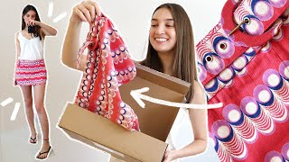 SPRING FASHION HAUL UNBOXING | Outfit of the Day + Online Shop with Me!