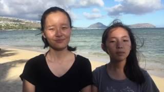 Listen & Learn Promo Video Challenge by Stephanie Y & Erin N