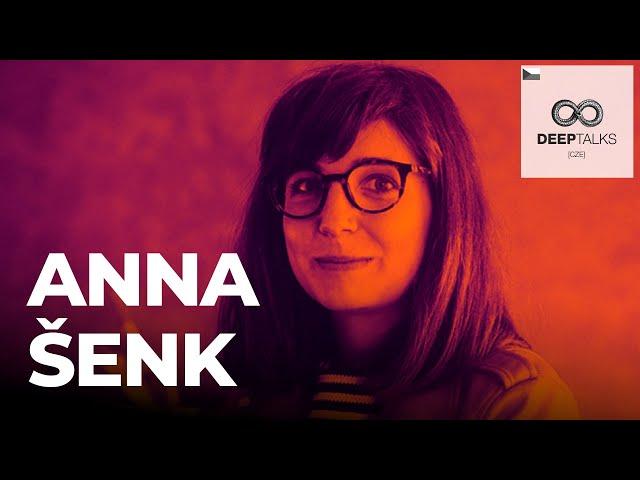 DEEP TALKS 74: Anna Šenk – Zakladatelka projektu Lepší služby a interim manažerka