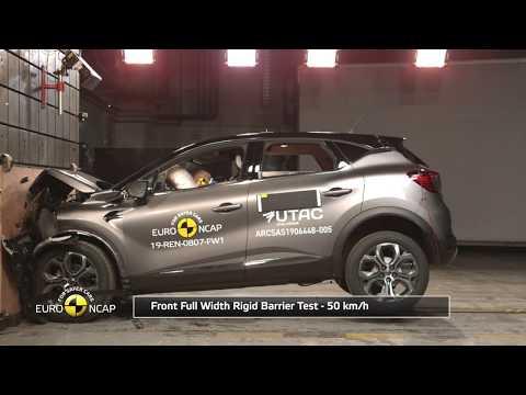 NCAP: Renault Captur