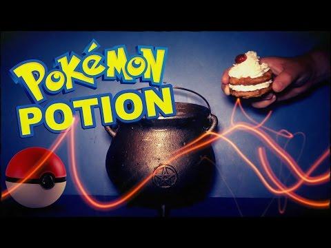 How To Make A Pokémon Potion - Catch A Pokémon