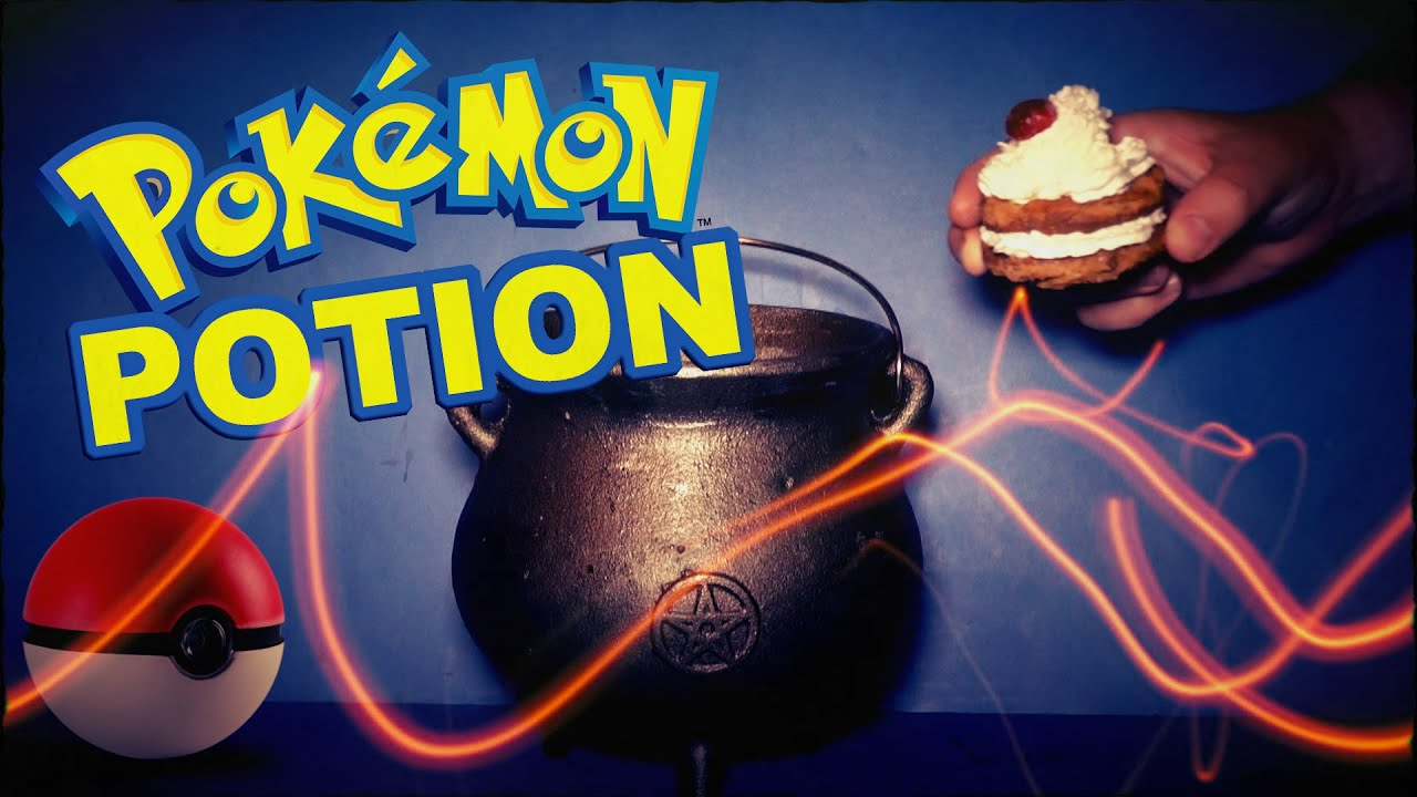 How To Make A Pokémon Potion - Catch A Pokémon