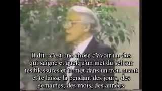 L'ÉGLISE REVIENT À LA PRÉDICATION DE LA CROIX