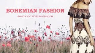 Bohemian Fashion (Boho Chic Stylish Fashion)