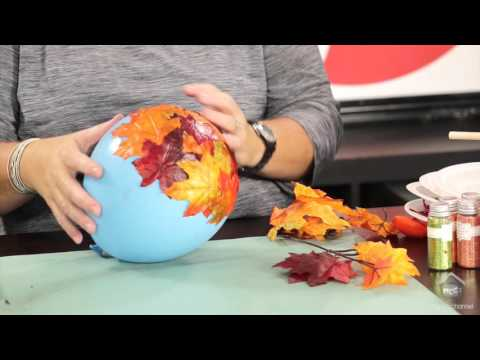 Inspired By Pinterest: Crafting With Fall Leaves Mp3