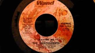 Independents - Leaving Me - Early 70's Soul Ballad