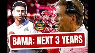 Alabama Football: Next 3 Seasons (Late Kick Cut)