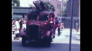 25 jaar Regionale brandweer Midden Brabant – Expositie Raadhuisplein 1978