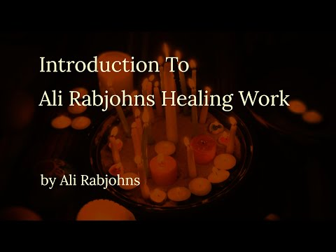 Introduction to Ali Rabjohns: Arts Counsellor and Shamanic Practitioner