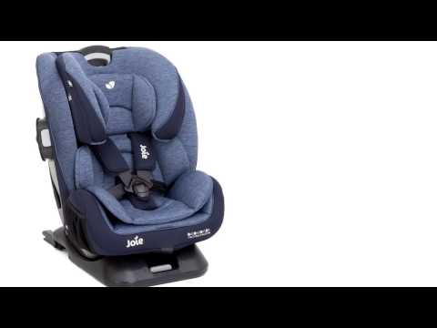 Butaca Every Stage Isofix Joie gris video