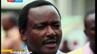 Nyayo za Kalonzo Musyoka : Mgombea mwenza wa Raila Odinga