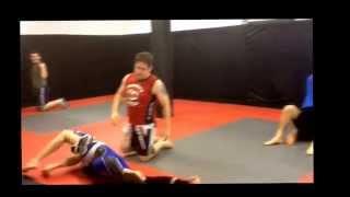 Arm Bar Defense / Ground n Pound - Académie ProStar MMA