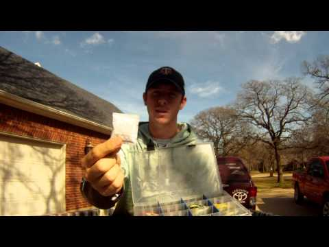How to Avoid Rusty Hooks – Bass Fishing Tackle Tip