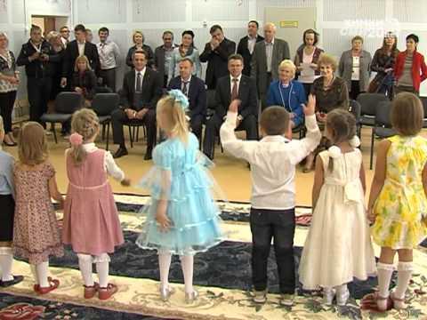 В Химках открыли 6 детских садов!