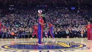 Oracle Arena Highlights | Harlem Globetrotters 2018