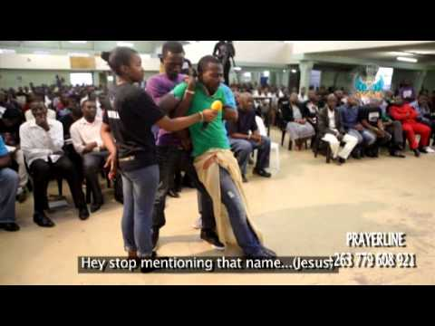 Download Angels Seen Live In Church;Amazing Ministration Of Deliverance With Angels HD Mp4 3GP Video and MP3