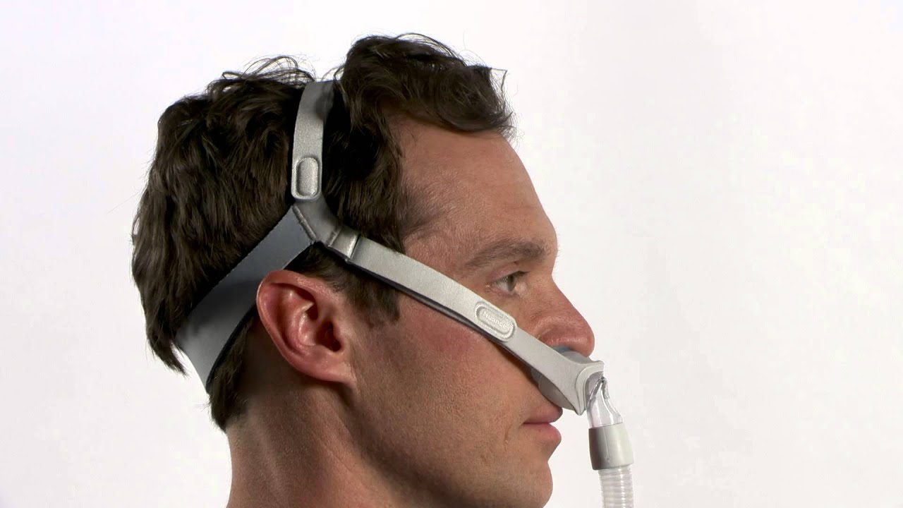 pillow by singular system mask nasal cpap innomed sleep devilbiss nose aloha products