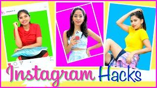 Instagram Hacks or Desi Jugaad | Anaysa