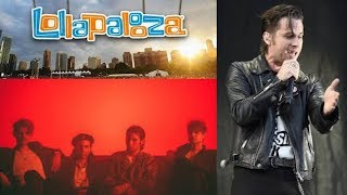 Foster The People (Lollapalooza 2017,Chicago)