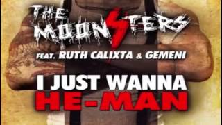 The Moonsters Feat. Ruth Calixta & Gemeni - I Just Wanna He - Man (Teaser)