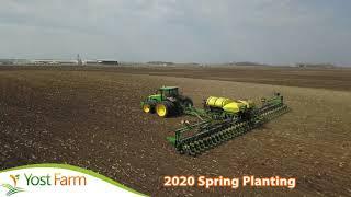 Yost Farm 2020 Spring Planting
