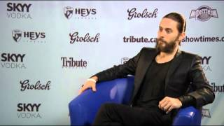 Tribute.ca Interview with Jared Leto about Artifact