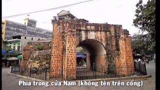 preview picture of video 'Thành nhà Mạc thành phố Tuyên Quang 2012'