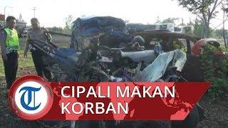 Kronologi Avanza Tabrak Truk di Tol Cipali KM 113, 2 Bocah dan 4 Orang Dewasa Tewas