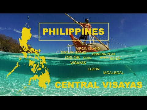Video Follow Me in Central Visayas, Philippines