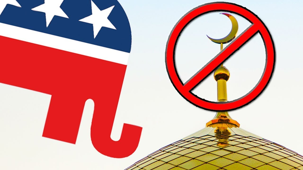 Republicans: NO MUSLIMS ALLOWED!!! thumbnail