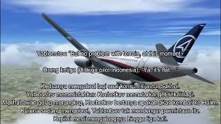 Terungkap, 12 Menit Percakapan Penerbangan Maut Sukhoi Superjet 1001