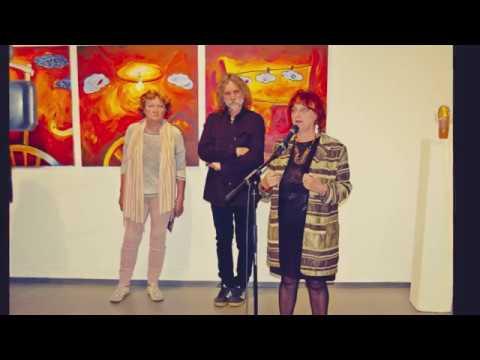 Barcsi Nemzetközi Művésztelep - Marosvásárhely kiállításának megnyitója, 2018