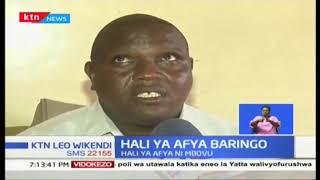 Wakaazi wa Baringo wageuza hospitali kama nyumba za kuishi