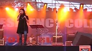 Krosswindz perform Zombie in Bangalore - tukiguitarman
